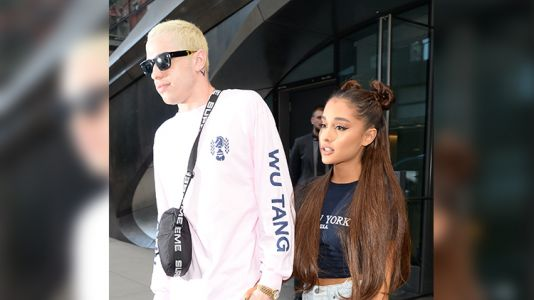 Pete Davidson Joked About His Split From Ariana Grande Weeks Ago - But We Doubt He's Laughing Now!