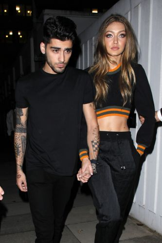 Gigi Hadid and Zayn Malik Welcome Their Newborn