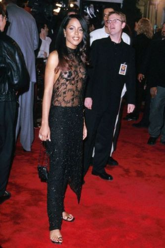 20 of Aaliyah's Best LooksHappy Birthday Aaliyah! Here