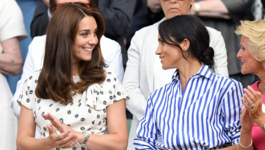 Hot Tea! Kate Middleton Also Had Staff Members Quit So Meghan Markle Isn't The Only One