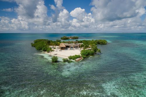 "The Gladden Private Island Resort Is Billed as the ""World's Most Private Island Resort"""