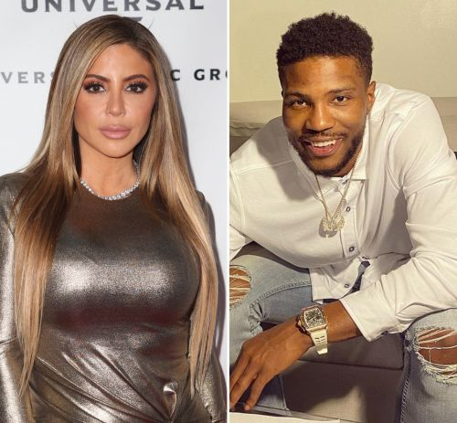 Larsa Pippen Fuels Romance Rumors With Married NBA Star Malik Beasley, 'Likes' Instagram Photos