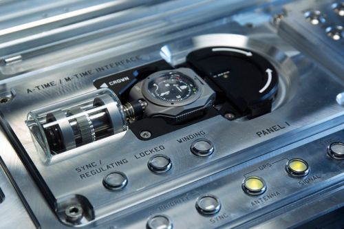Urwerk Shares Its Intriguing Atomic Master Clock