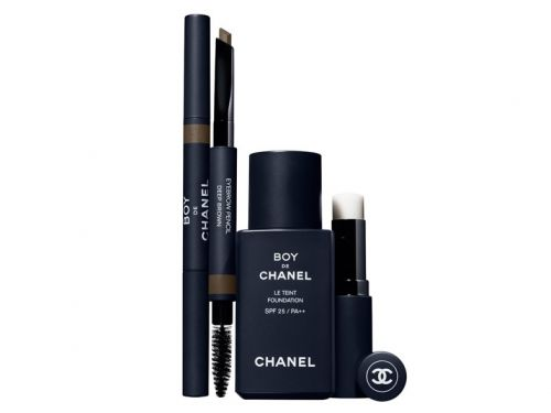Chanel is launching make-up for men