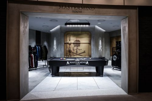 Take a Look Around mastermind JAPAN's Tokyo Flagship Store