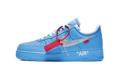 Catch the OFF WHITE™ x MCA Chicago x Nike Air Force 1 '07 Before Its Release