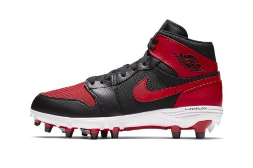 Jordan Brand Reworks the Air Jordan 1 Into Football Cleats