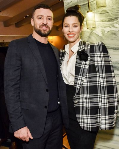 Justin Timberlake and Jessica Biel 'in a Great Place' After Baby No. 2: 'They're Happy'