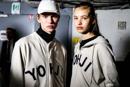 Yohji Yamamoto Distills Three Decades of adidas History in Y-3 FW19 Runway
