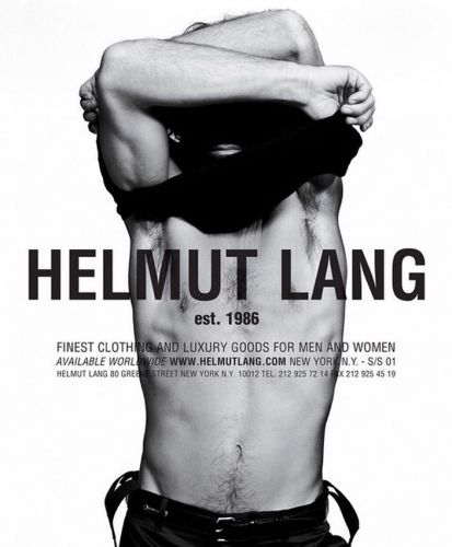 Helmut Lang's archive features in a new Austrian fashion exhibition