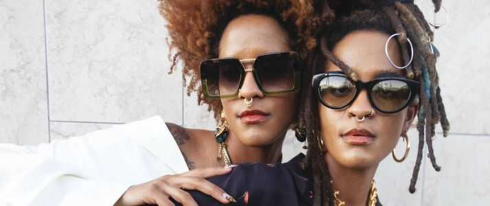 Twins Coco and Breezy Talk Music, Fashion And Real Estate