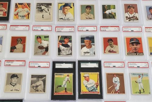 EBay Has Just Dropped a 450-Card Vintage Baseball Goudey Auction