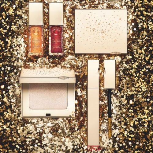 Clarins Shimmer & Shine for Christmas 2018