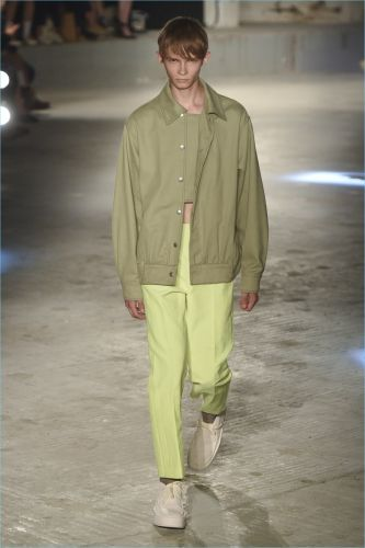 Acne Studios Reinterprets Menswear Details for Spring '19 Collection