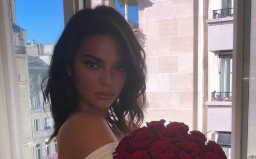 Kendall Jenner Leaves Little To The Imagination In Nearly Naked Instagram Post