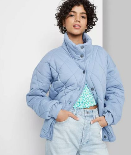 Everyone Is Obsessing Over This $35 Quilted Coat From Target