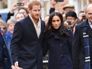 Meghan Markle's Getting Royal Etiquette Training from Prince Harry