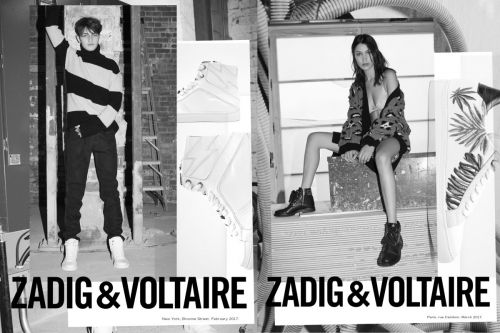DO NOT MISS ZADIG & VOLTAIRE SAMPLE SALE