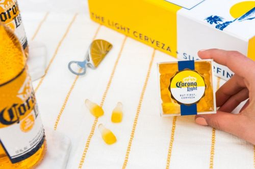 Corona & Sugarfina Introduce Beer-Flavored Gummies for Cinco de Mayo