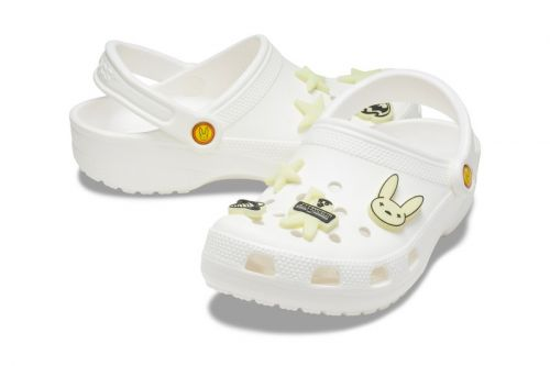 Bad Bunny Teams up With Crocs for Glow-in-the-Dark Clogs