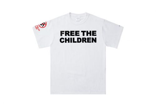 "NOAH Takes Aim at Border Separations With ""Free the Children"" T-shirt"