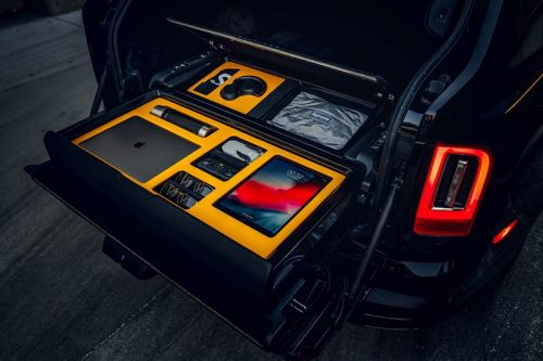 Rolls-Royce's Cullinan Recreation Module Will Hold Your Supreme Jacket, MacBook and More