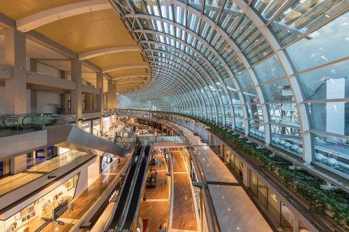 Augmented Reality at the Shoppes at Marina Bay Sands shows the Future of Luxury Retail