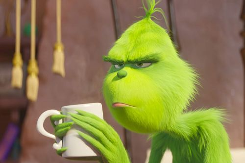 This new 'Grinch' is too weak to steal Christmas