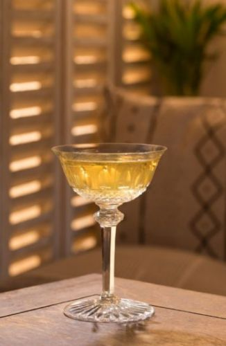 Cocktail of the Week: The Gloria, Maison St-Germain