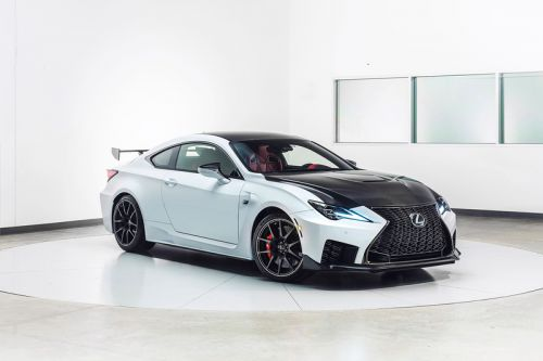 Lexus Unveils Its Track-Centric 2020 RC F, and Its LC Convertible