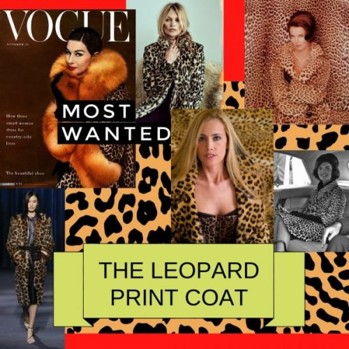 Most Wanted: The Leopard Print Coat