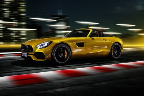 Mercedes-AMG Unwraps the GT S Roadster