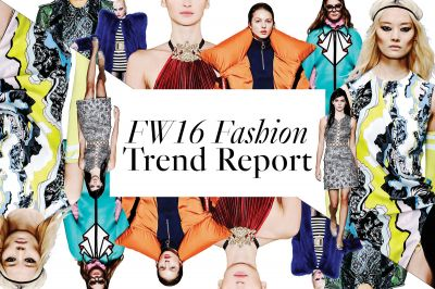 Fall Fashion 2016: Our complete guide to the top 10 trends of the season
