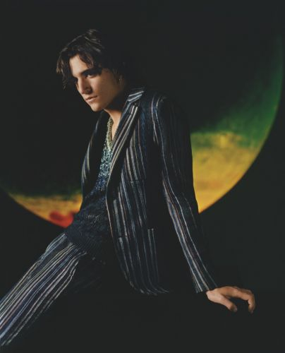 Tamino Fronts Missoni's Stunning Spring '19 Campaign