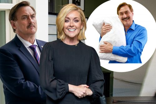 Jane Krakowski denies undercover romance with MyPillow CEO Mike Lindell