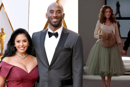 Vanessa Bryant finds 'Sex and the City' finale dress Kobe gifted her