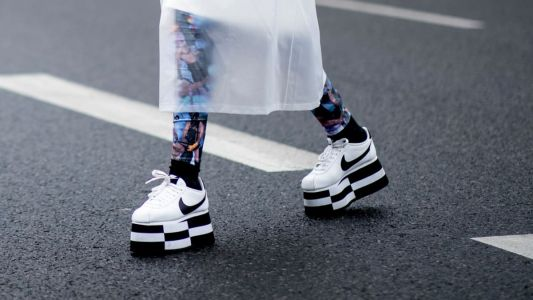 26 Pairs of Platform Sneakers to Help You Live Your Tallest Life