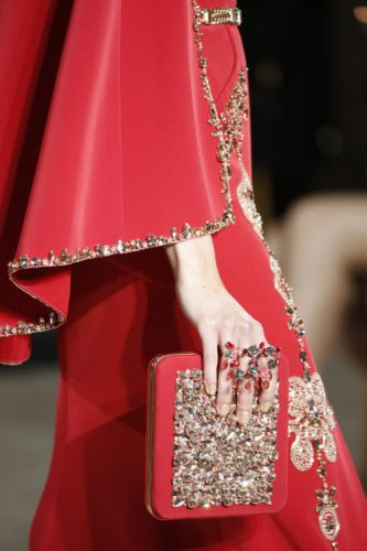 Georges Hobeika Haute Couture Autumn Winter 2017-18 Details