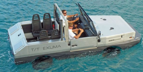 The Ground-breaking Superyacht Exuma Goes up for Sale