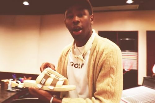 Tyler, The Creator Teases Possible Golf Wang x Suicoke Collab in Latest Video