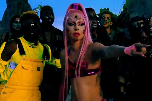 Lady Gaga drops new song, music video for 'Stupid Love'