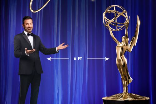 Jimmy Kimmel delivers Emmys 2020 monologue to empty house