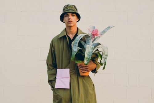 Maiden Noir SS19 Collection Draws Influence From Landscape Architecture