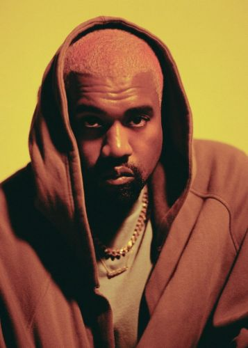 Heji Shin's oversized Kanye West portraits are proving controversial