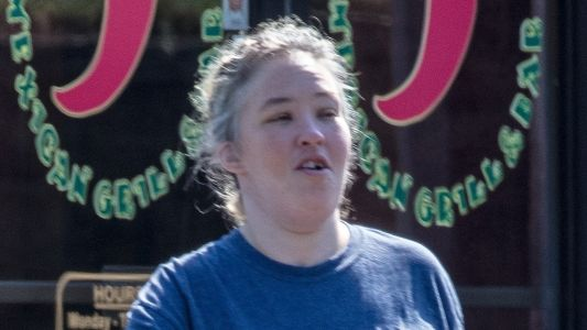 Mama June Makes Rare Public Appearance Days After Her 40th Birthday