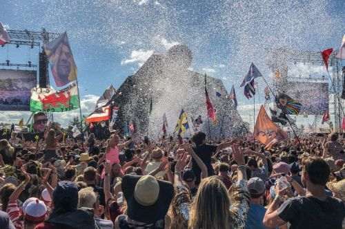 Glastonbury To Open Campsite on Worthy Farm to the Public This Summer