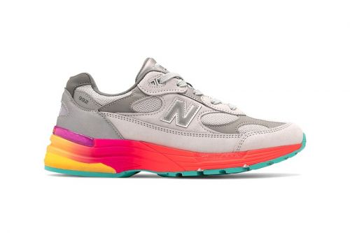 New Balance Offers Multi-Colored Sole for a Staple 992