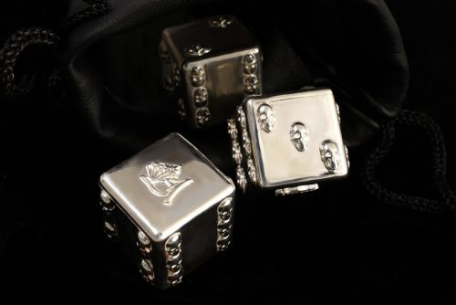 Loso and Avianne & Co. Team Up for .925 Silver Cee-Lo Dice