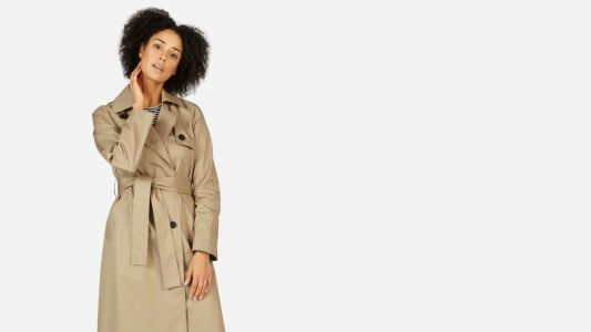 21 Trench Coats Guaranteed to Improve Your Winter-to-Spring Transition