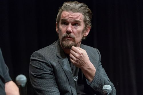 Ethan Hawke Reportedly Casted as Villain in Marvel and Disney+ Series 'Moon Knight'